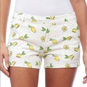 Bebop twill shorts